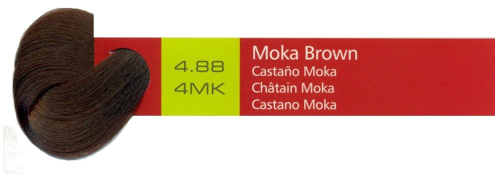 488 4mk 100ml 34oz moka brown - Coloration Moka